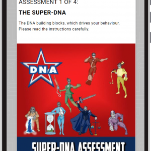 DNA Superhero Assessments