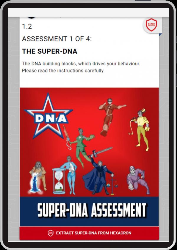 DNA Superhero Assessments